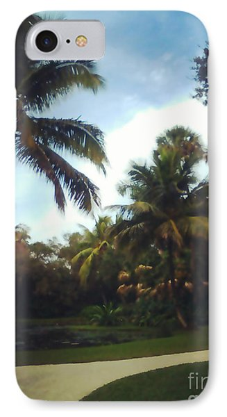 Florida Stroll IPhone Case by Liesl Marelli