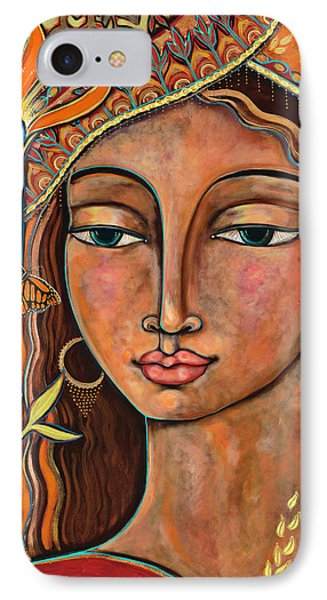 Focusing On Beauty IPhone Case by Shiloh Sophia McCloud