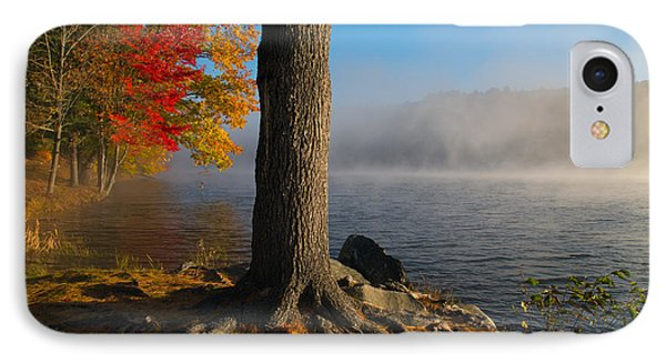 Fog Lifting IPhone Case by Karol Livote