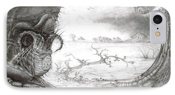 Fomorii Swamp Phone Case by Otto Rapp