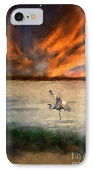 For Just This One Moment IPhone Case by Lois Bryan