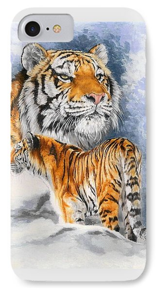 Forceful IPhone 7 Case by Barbara Keith