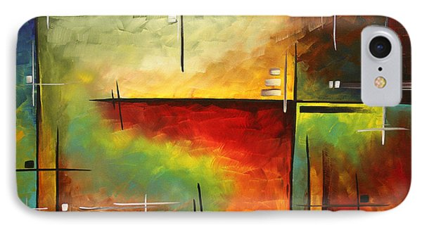 Forgotten Promise By Madart IPhone Case by Megan Duncanson