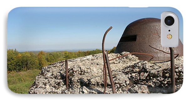 IPhone Case featuring the photograph Fort De Douaumont - Verdun by Travel Pics