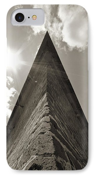 Fort Moultrie Defense Wall Sullivans Island Sc IPhone Case by Dustin K Ryan