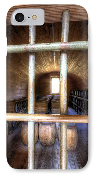 Fort Moultrie Powder Magazine IPhone Case by Dustin K Ryan