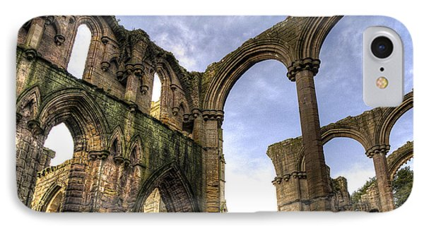 Fountains Abbey 5 Phone Case by Svetlana Sewell