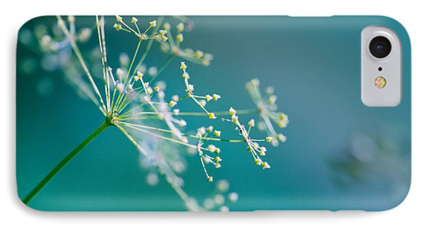 Fragile Dill Umbels IPhone Case by Nailia Schwarz