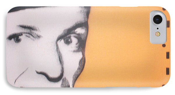 Frank Sinatra Phone Case by Gary Hogben