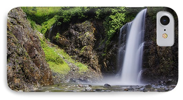Franklin Falls IPhone Case by Pelo Blanco Photo