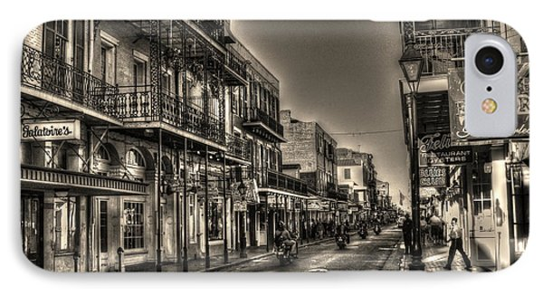 French Quarter Ride Phone Case by Greg and Chrystal Mimbs