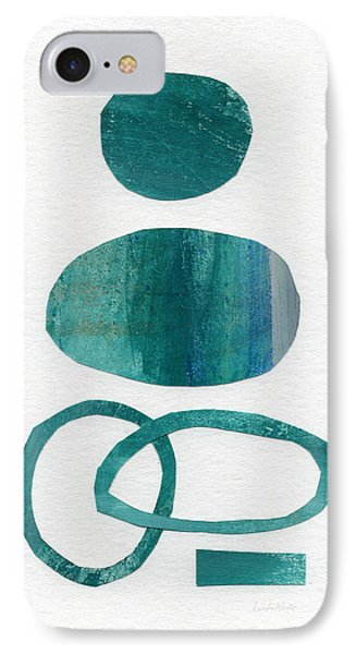 Fresh Water IPhone 7 Case by Linda Woods