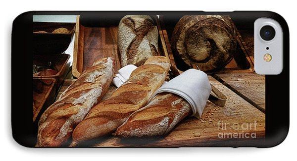 Freshly Baked Bread By Kaye Menner IPhone Case by Kaye Menner