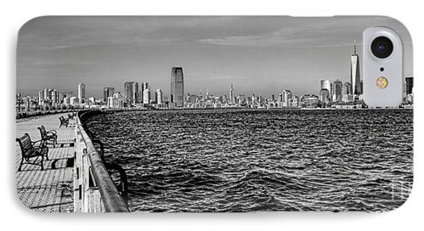 From New Jersey IPhone Case by Olivier Le Queinec