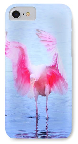 From The Heavens IPhone Case by Mark Andrew Thomas