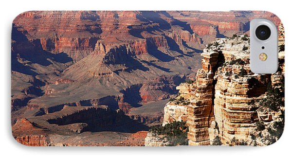 From The South Rim IPhone Case by Michael Ciskowski