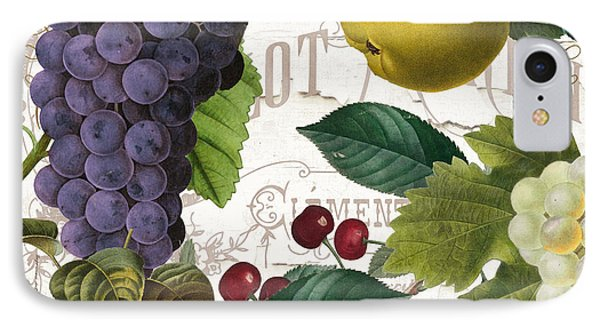Fruit Bowl I IPhone Case by Mindy Sommers