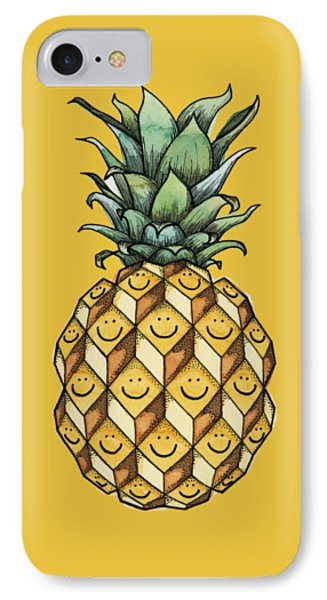 Fruitful IPhone Case by Kelly Jade King