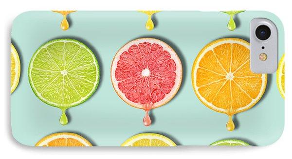 Fruity IPhone 7 Case by Mark Ashkenazi