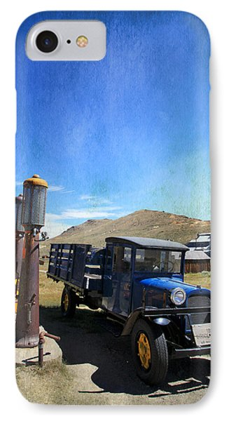 Fuelin' Up IPhone Case by Laurie Search