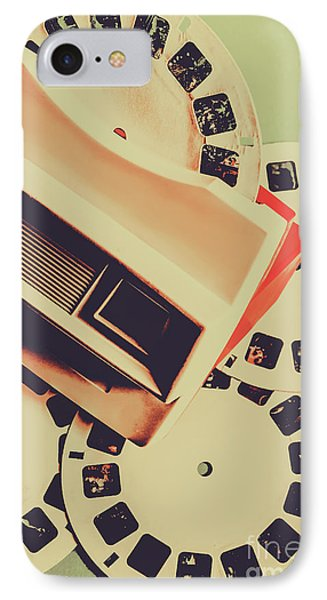 Gadgets Of Nostalgia IPhone Case by Jorgo Photography - Wall Art Gallery