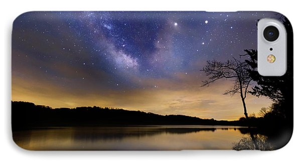 Gallactic Sunrise IPhone Case by Bill Wakeley