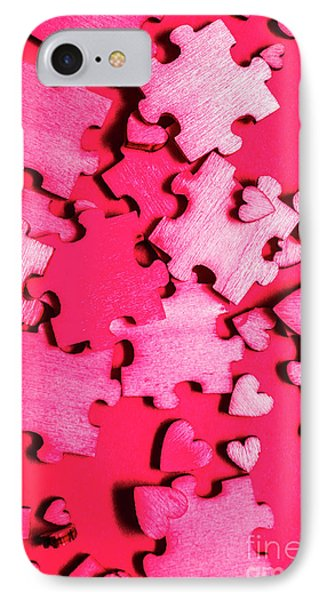 Game Of Romance IPhone Case by Jorgo Photography - Wall Art Gallery
