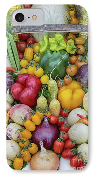 Garden Produce IPhone Case by Tim Gainey