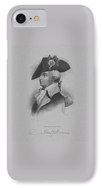 General Anthony Wayne IPhone Case by War Is Hell Store