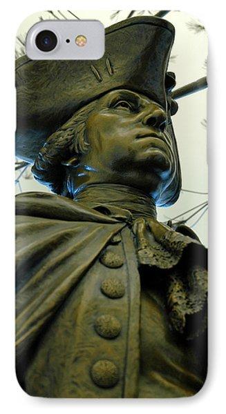 General George Washington IPhone 7 Case by LeeAnn McLaneGoetz McLaneGoetzStudioLLCcom
