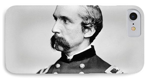 General Joshua Chamberlain  IPhone Case by War Is Hell Store