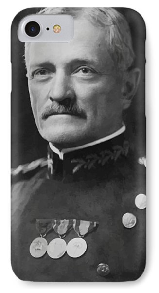 General Pershing IPhone Case by War Is Hell Store