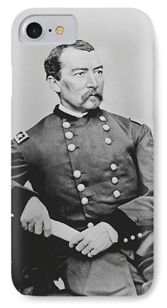 General Phil Sheridan IPhone Case by War Is Hell Store