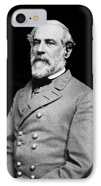 General Robert E Lee - Csa Phone Case by Paul W Faust -  Impressions of Light