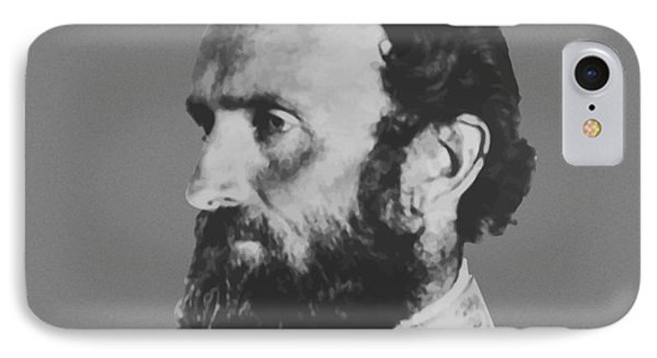 General Stonewall Jackson IPhone Case by War Is Hell Store