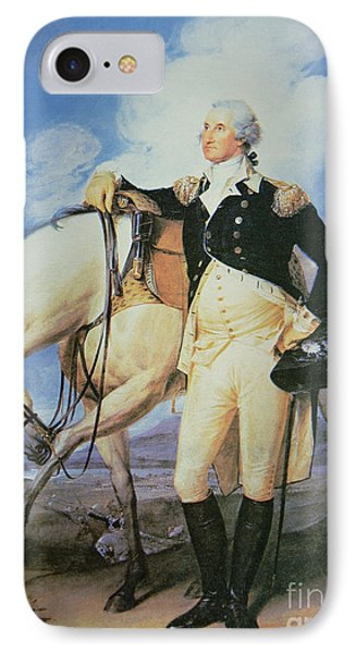 George Washington IPhone Case by John Trumbull