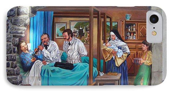 Get Well Soon ... Phone Case by Juergen Weiss