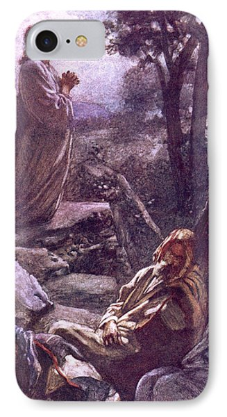Gethsemane IPhone Case by Harold Copping