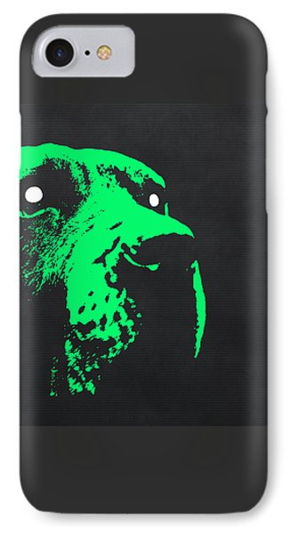 Ghost Dog IPhone Case by Edouard Coleman