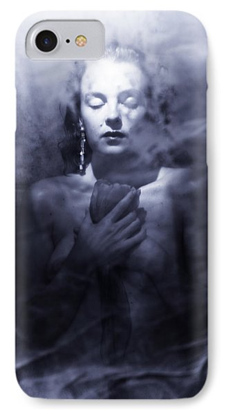Ghost Woman Phone Case by Scott Sawyer