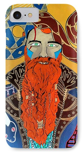 Gingake IPhone Case by Amy Sorrell