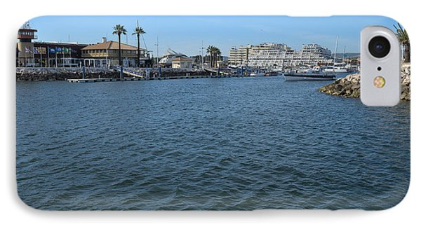 Going To The Marina Of Vilamoura - Algarve IPhone Case by Angelo DeVal