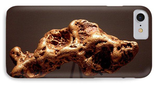 Golden Nugget IPhone 7 Case by LeeAnn McLaneGoetz McLaneGoetzStudioLLCcom