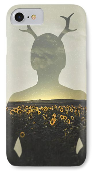 Goodbye Summer IPhone Case by Art of Invi