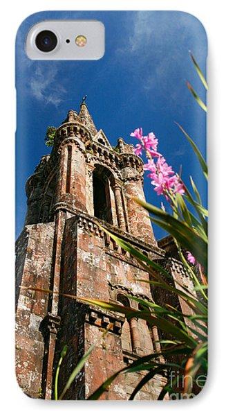 Gothic Chapel Phone Case by Gaspar Avila