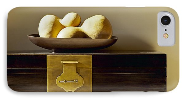 Gourds Still Life I Phone Case by Kyle Rothenborg - Printscapes