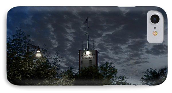 Grainery Frankfort Il IPhone Case by Thomas Woolworth