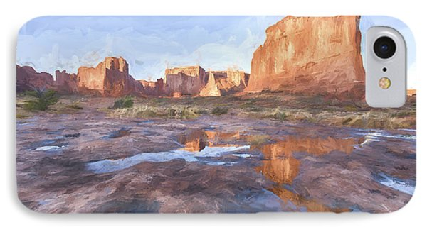 Grand Arches IIi IPhone Case by Jon Glaser