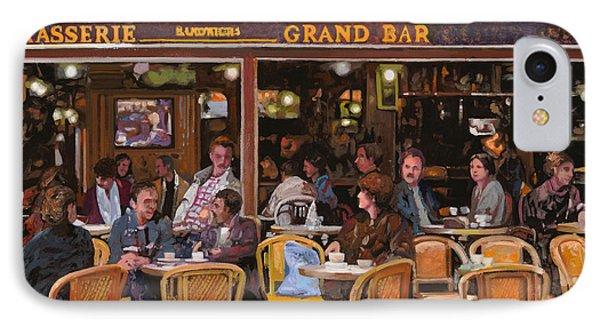 Grand Bar IPhone Case by Guido Borelli