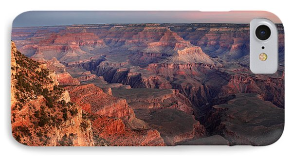 Grand Canyon Sunrise IPhone Case by Pierre Leclerc Photography